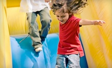 $5 for a 90-Minute Open-Bounce Pass at Bounce Town Chicago