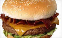 $5 for $10 Worth of Combo Meals at The Original Flame Burger Factory
