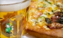 $12 for $20 Worth of Irish Food and Drink at The Hidden Shamrock