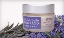 $25 for $50 worth of Skin Care Products at Dr. Michelle Copeland Skin Care