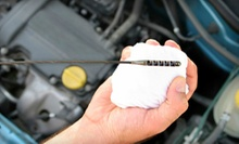 $32 for Rain X Weather Wiper Blades, Window Treatment & 1 Gal Deicer at Mobil 1 Lube Express Detroit