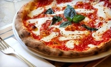 $13 for $20 worth of Authentic Napolitan Fare at Sezz Medi