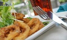 $20 for $40 at Cachet Restaurant & Bar