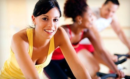 $8 for 6 p.m. Spin Class at Intoxx Fitness