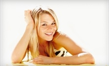 $28 for an Organic Full Body Customized Airbrush Tan w/ PH Treatment at The GLO Studio