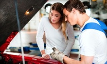 $15 for a Full Service Oil Change at Drum Hill Sunoco