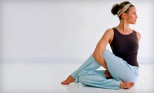 $10 for a Beginner/Intermediate Yoga Class at 10 a.m. at White Lotus Massage, Inc