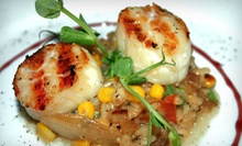$11 for $15 at Oar Steak & Seafood Grill