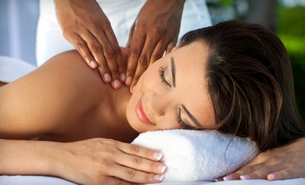 $45 for a 60-Minute Body Massage at Harbor Medical & Wellness Centre