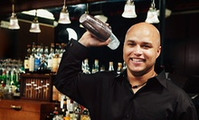 $69 for a 9 a.m. Intro to Bartending Class at Professional Bartender's School