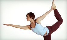 $9 for a Beginning Level Yoga Class at 7:45 a.m. at Yoga Darsana
