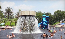 $11 for Two Adult Admissions, Canoe Rental &amp; $10 Tiki Tab at Wekiva Falls KOA
