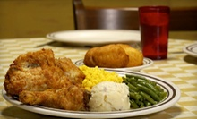 $9 for $15 Worth of Food and Drink at Eckert's