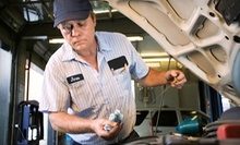 $19 for a Synthetic-Blend Oil Change with Tire Rotation at Mobile Makeover LA