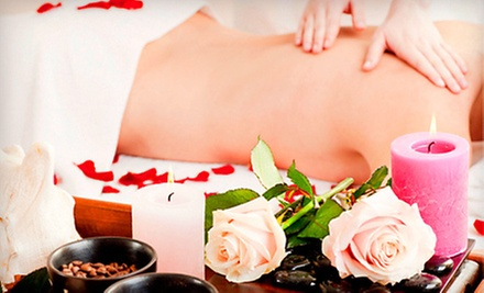 $40 for a One-hour Signature Massage at Massage at Salon D