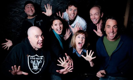 $12 for Ticket to 10pm Show at Secret Improv Society