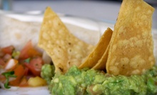 $9 for $14 at Jimmy Carters Mexican Cafe