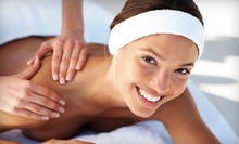 $50 for Reflexology Massage or Facial with Eye Treatment at Eco Day Spa