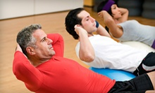 $12 for a Pilates Class at 10 a.m. at NYC FITNESS