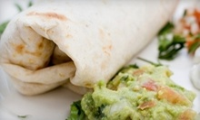 $9 for $12 Worth of Food and Soda/Tea at Baja Burrito