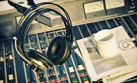 $49 for 1-Hour Studio Recording Session with Editing, Mastering & CD at Rukkus House Sound and Music Production Studios