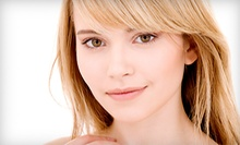 $30 for Women's Hair Cut and Shampoo, Conditioning Serum and Style at Visage Salon and Day Spa
