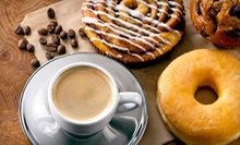 $2 for $4 Worth of Pastries &amp; Coffee at Ace Bakery