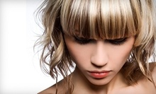 $79 for Cut, Style &amp; Partial Foil at Heavenly Hair Salon