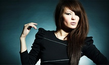 $30 for Haircut, Shampoo, and Style at Salon Static