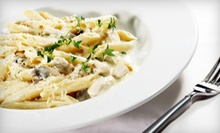 $8 for $15 at Trattoria Rustica