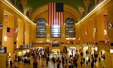 $4 for Grand Central Audio Tour at Orpheo