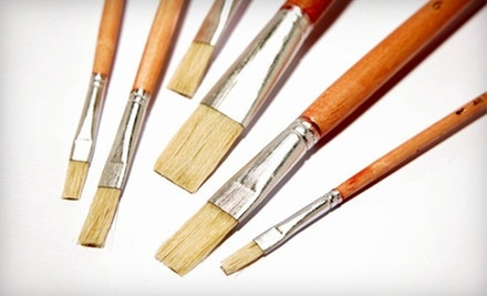 $10 for $20 Worth of Art Supplies  at Lake View Art Supply