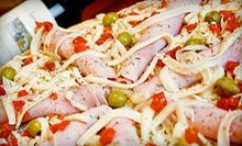 $10 for $20 Worth of Food and Drinks at Argenti Pizza