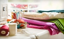 $25 for $50 at Curran Designer Fabrics and Furniture