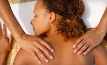 $29 for a One-Hour Back Massage at Salon Life Spa