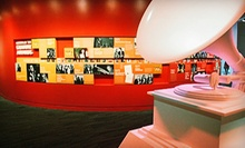 $8 for One Adult Admission at The GRAMMY Museum