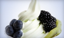 $2 for $4 Worth of Organic Frozen Yogurt at Yorganic