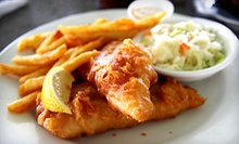 $7 for Fish and Chips at McGs Irish Pub