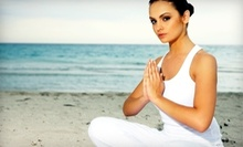 $6 for  1 Drop in Beginner Yoga Class at Studio K Yoga (3:30pm) at Studio K Yoga