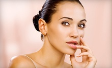 $14 for an Eyebrow & Lip Threading at Beauty By Marina