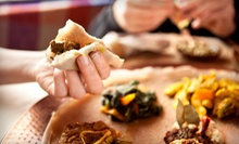 $7 for $14 at Nile Ethiopian Restaurant