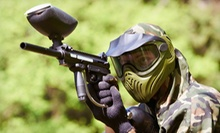 $24 for a Three-Hour Action Paintball Package at Action Town Florida