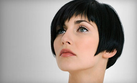 $49 for a Deep Conditioning Treatment and a Haircut at Jolie Tio Salon &amp; Spa