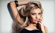 $75 for a Cut, Full Highlights, Shampoo, Conditioning, and Style at Studio K Salon