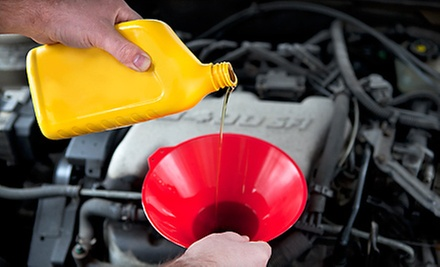 $10 for One Oil Change, Inspection and Fluid Top-Off at Nuno&#x27;s Complete Car Care