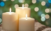 $10 for $15 at Piney Creek Candles