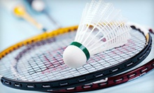 C$2 for a Badminton Session  at Ace Badminton Centre