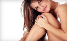 $25 for Manicure, Paraffin Hand Dip and Hot Stone Hand Massage at Plumberry Nail Spa