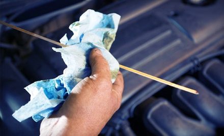 $20 for a Oil Change, Tire Rotation, &amp; Safety Inspection at Dolphin Tires