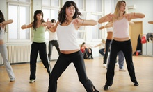 $15 for a 7:30am Bootcamp Class at Healthy Training